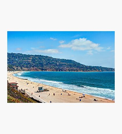Torrance Beach California Photographic Print