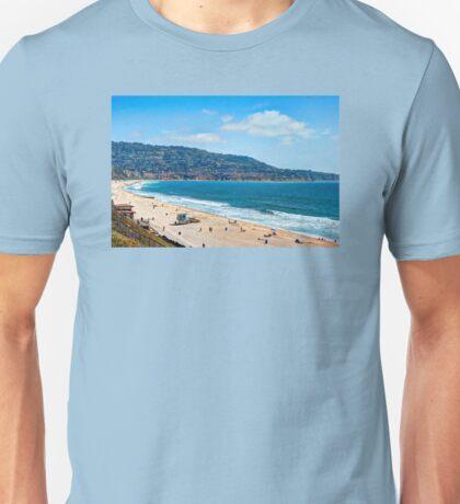Torrance Beach California Unisex T-Shirt