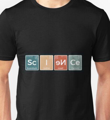 Sc I eN ce Unisex T-Shirt