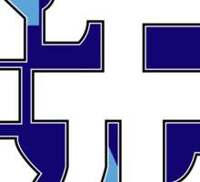 Girls und Panzer - Ooarai Girls High School Sticker