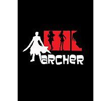 Archer x aRCHER Photographic Print
