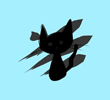 Cat! Women's Fitted V-Neck T-Shirt