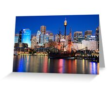 Sydney Australia Greeting Card