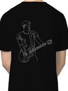 Brian Fallon Line Art Classic T-Shirt