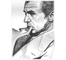 Gary Cooper Poster