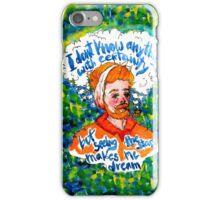 Van Gogh by Ane Teruel iPhone Case/Skin