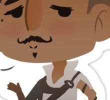 Smoochy Dorian Sticker