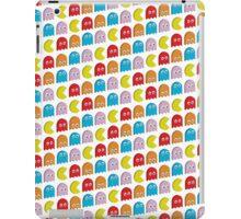 Pacman (White) iPad Case/Skin