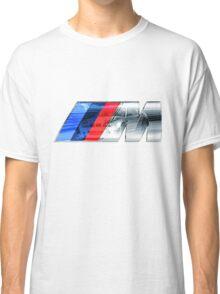 BMW E46 M3 GT ///M Overlay Classic T-Shirt