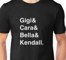 The Instagirls - BLACK Unisex T-Shirt