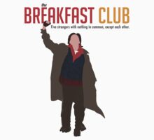 The Breakfast Club One Piece - Long Sleeve