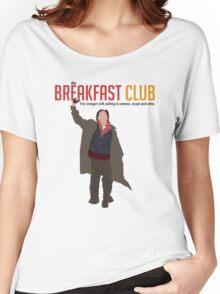The Breakfast Club Women's Relaxed Fit T-Shirt