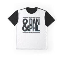 Dan & Phil: YouTuber Graphic T-Shirt