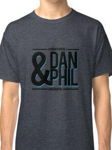Dan & Phil: YouTuber Classic T-Shirt