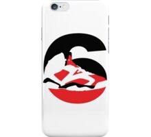 Carmines Six iPhone Case/Skin