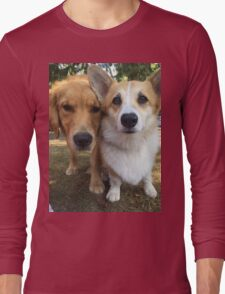Sir Charles & King Louie Long Sleeve T-Shirt