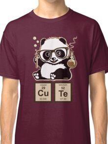 Chemistry panda discovered cute Classic T-Shirt
