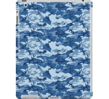 CAMO NAVY iPad Case/Skin