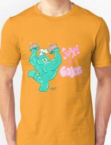 SHAKE YOUR CAKES! Unisex T-Shirt