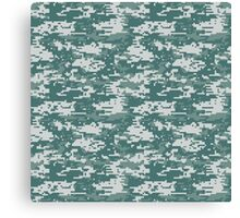 CAMO DIGITAL URBAN Canvas Print