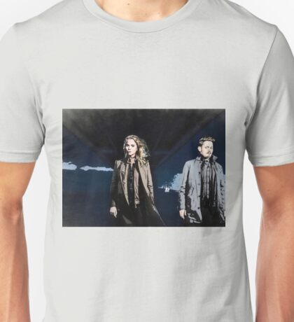 The Bridge Saga and Henrik Unisex T-Shirt