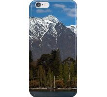 Snow Capped Mountains iPhone Case/Skin