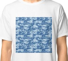 CAMO DIGITAL NAVY Classic T-Shirt