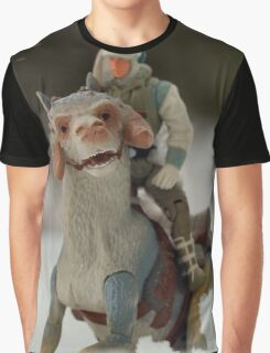 Is Hoth in Iowa?  Graphic T-Shirt