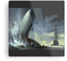 The monsters from in the heart of the sea movie Metal Print