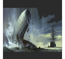 The monsters from in the heart of the sea movie Photographic Print