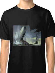 The monsters from in the heart of the sea movie Classic T-Shirt