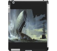 The monsters from in the heart of the sea movie iPad Case/Skin