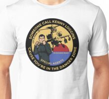 Archer FX - Someone Call Kenny Loggins Unisex T-Shirt