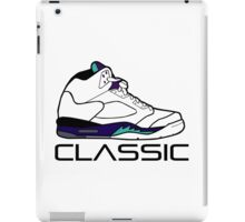 Classic J5 Grapes iPad Case/Skin