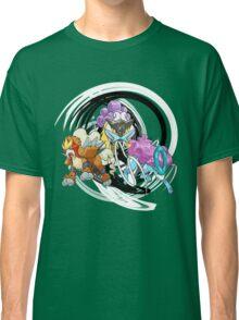 Entei Raikou Suicune Classic T-Shirt