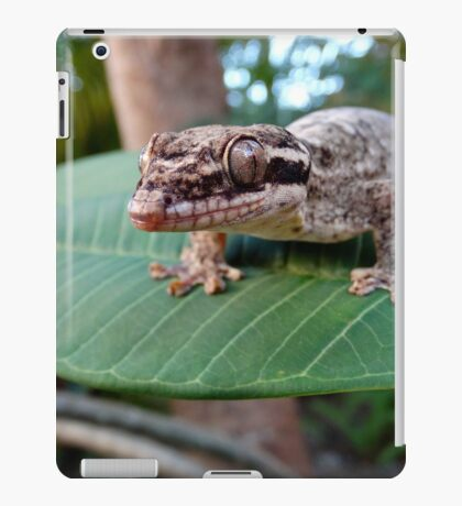 Wood Slave iPad Case/Skin
