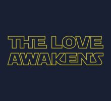 The Love Awakens One Piece - Short Sleeve