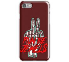 Run The Jewels OneTwo OneTwo Tour AM1 iPhone Case/Skin
