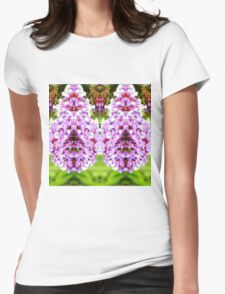 139 Purples Womens Fitted T-Shirt