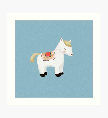 Dear Pony Art Print