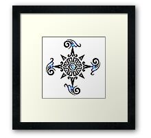 Grandia Art Framed Print