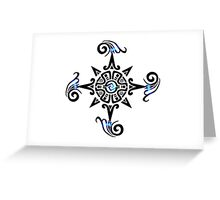 Grandia Art Greeting Card