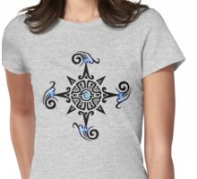 Grandia Art Womens Fitted T-Shirt