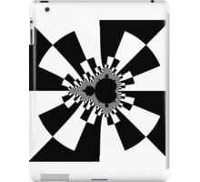 Mandelbrot XV - White iPad Case/Skin