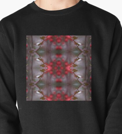 Snowy Nandina - In the Mirror Pullover