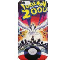Pixel Pokemon 2000 iPhone Case/Skin