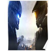 Halo 5 fuckery Poster