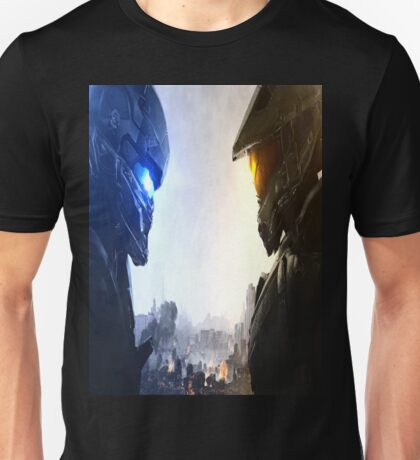 Halo 5 fuckery Unisex T-Shirt
