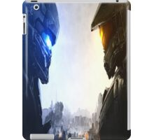 Halo 5 fuckery iPad Case/Skin