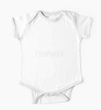 Fiyapwoof Troye Sivan One Piece - Short Sleeve